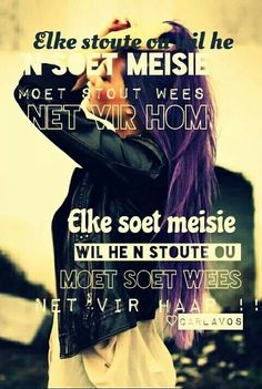 Afrikaans ♡ Me Quotes, Funny Quotes, Afrikaanse Quotes, Qoutes About Love, Funny Picture Quotes, True Words, Bible Verses, Quotations, Wisdom