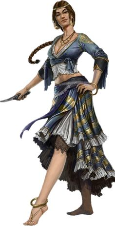 Trickster (Assassins' Creed) (She is my favorite character to play as in Revelations.)