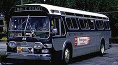 Oak Park,Il.West Town Bus Co. GM FISHBOWL .