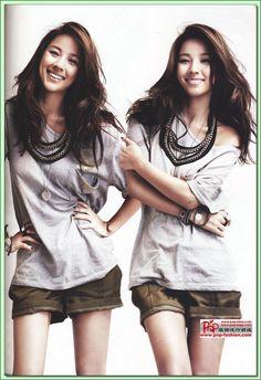 Lee Hyori for TopGirl