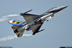 F-16MLU Fighting Falcon, BAF, Kecskemét Airshow 2013  https://www.facebook.com/pages/Airshowinfo/199296930096187
