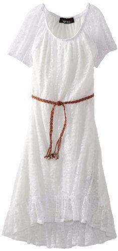 Amy Byer Girls 7-16 Lace Hi-Low Dress - http://www.rainbowclothingstore.org/amy-byer-girls-7-16-lace-hi-low-dress/