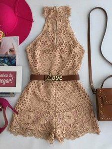 Compre Macacão - Moda Feminina na loja Estação Store com o menor preço e ande sempre na moda.