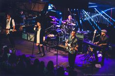 #theannwilsonthing tour kicked off last week at the Belly Up Tavern