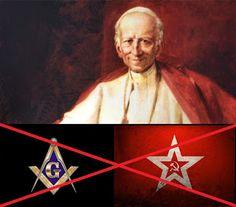 Bruno Braga: Leão XIII contra a Maçonaria e o Comunismo.