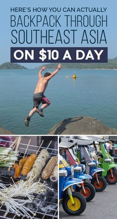 This Is How A Guy Traveled Through Southeast Asia On Just $10 A Day. Find tips for traveling at www.travelfashiongirl.com