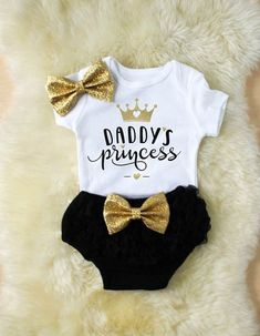 Baby clothes – Daddy's Girl shirt – Baby clothes – Father's Day outfit – Daddy's princess – Girl clothes – New baby gift – Baby show baby girl clothes daddys girl shirt baby girl outfits - Unique Baby Outfits Cute Newborn Baby Girl, Cute Baby Girl Outfits, My Baby Girl, Baby Girl Clothes Daddy, Newborn Girl Outfits, Baby Girl Clothing, Baby Baby, Baby Girl Onesie, Newborn Baby Clothes