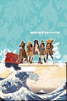 Nextwave: Agents of H.A.T.E. - Warren Ellis & Stuart Immonen