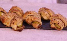 Recette de croissants aux pommes par l'Académie du Goût