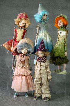 новые куклы - Кукольный уголок