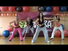 "Zumba Toning ""TOMA"" by Lena Prudnikova - YouTube"
