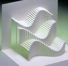 Libros Pop-Up Books Cards: Descarga Gratis Libro Phantastische Papier (Kirigami)… Origami And Kirigami, Origami Paper Art, Diy Paper, Origami Templates, Box Templates, Pop Up Karten, Karten Diy, Nirmana 3d, Arte Pop Up