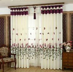 Curtain Designs unique curtain designs for living room window decorations | unique
