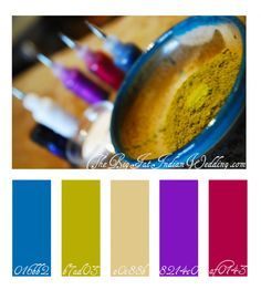 indian palette - Google Search