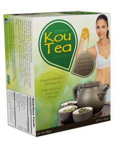 Kou Tea may be the weight loss product for you if you're looking for a fast way to drop unwanted pounds safely and effectively.