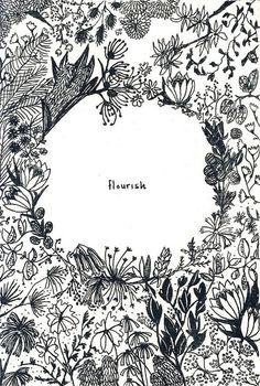 Flourish #doodle #mytumblr