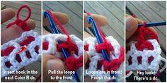 Niccupp Crochet: A Beginner's Guide to Interlock Crochet