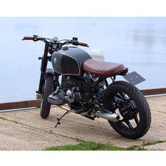 """BMW R80 """"R1"""" by Sinroja Motorcycles, United Kingdom"""
