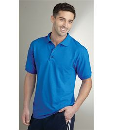 Clean Polo Shirt ready to embroider