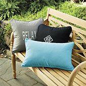 """Outdoor Throw Pillow Cover - 20"""""""