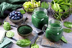 Some look to spirulina for help with the growth of healthy gut flora