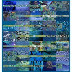 """""""I'm not blue."""" by shereeburlington on Polyvore"""