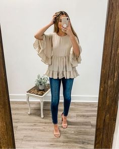 Casual Work Outfits, Mode Outfits, Trendy Outfits, Fashion Outfits, Professional Outfits, Cute Church Outfits, Church Outfit For Teens, Fashion Hacks, Business Casual Outfits