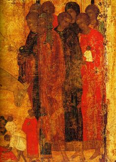 Andrei Rublev, Serbian, Ikon, Bulgarian, Abstract, Angeles, Polish, Painting