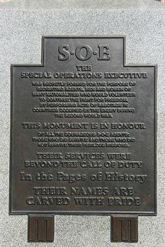 SOE Memorial
