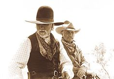 Lonesome Dove - Gus and Call