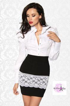 1000 images about faldas on pinterest moda fresh and - Modelos de faldas de moda ...