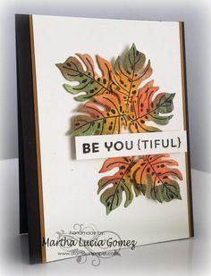 Stampin' Up! Botanical Bloom, builder, Around the world August blog hop