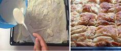 Ο μαγικός χυλός για να κάνετε τις πίτες με έτοιμα φύλλα να μοιάζουν με σπιτικές. - igastronomie Cooking Time, Cooking Recipes, Healthy Recipes, Healthy Food, Greek Appetizers, Greek Sweets, Bread Oven, Savory Muffins, Greek Dishes