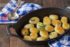 patatas a la mantequilla