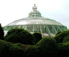Serres Royales de Laeken by Spigoo, via Flickr