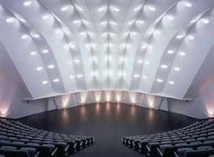 Concert hall - Tenerife / Calatrava auditorium