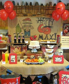 1000 Images About 60th Birthday Parties On Pinterest
