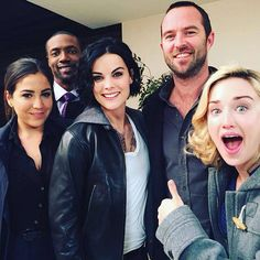 #Blindspot Paterson is like Ready Team