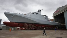 Exclusive interview: Junior Defence Procurement Minister opens up about his shipbuilding heartbreak Type 45 Destroyer, Scottish Independence, Common Myths, Royal Navy, Open Up, Plymouth, Glasgow, Bae, Building