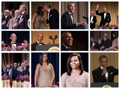 #POTUS #BarackObama #FLOTUS #MichelleObama  #Final #CorrespondentDinner #WhiteHouse April 30, 2016 #President Got #Jokes  President Barack Obama entered Saturday's April 30, 2016 White House Correspondents' Dinner knowing it would be his final opportunity to take some swings under the guise of a friendly roasting. And he certainly came prepared: with the presidential election tumbling ever more chaotically toward its November denouement, Obama had plenty to work with.  Here are some of the…