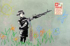 VIDÉO. Banksy crée Dismaland, son propre Disneyland éphémère
