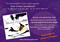 El nuevo álbum para embarazo Conciente de Beatriz Arias cómpralo ya en iTunes!! Incluye 2 meditaciones