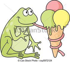 Ilustraciones Helado  Recursos  Pinterest  Ilustraciones