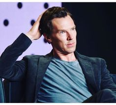 Benedict - So handsome