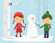 building a snowman x