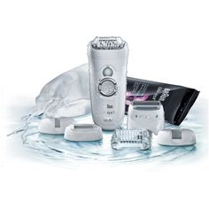 Braun Silk Epil 7 Wet and Dry Cordless Epilator 5 Shaver Head SE 7681 for sale online Epilator For Face, Best Epilator, Braun Epilator, Braun Silk Epil 7, Best Hair Removal Products, Hair Removal Systems, Electric Razor, Bath Or Shower, Wet And Dry