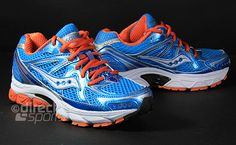 Saucony Progrid Jazz 15 Ladies running shoe. Includes quality shock resistant foam providing greater stability, support and comfort.