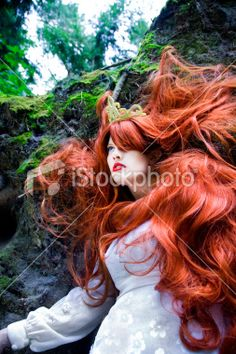 red hair nature - Bing Images