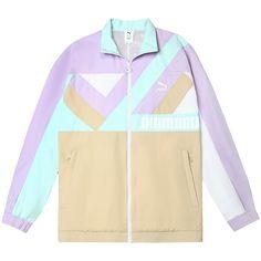 Мужская куртка Puma x Diamond (White)