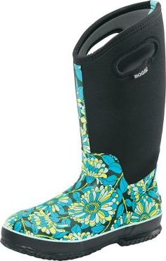 Cabela's: Bogs® Women's Classic High Mumsie Boots Mud Boots, Shoe Boots, Shoes, Country Style Outfits, Rubber Rain Boots, Footwear, Fashion Outfits, My Style, Classic